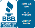 Jeff the Plumber, Inc. is a BBB Accredited Plumber in Akron, OH