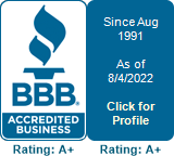 Frecka Plumbing is a BBB Accredited Plumber in Cuyahoga Falls, OH